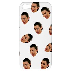 Crying Kim Kardashian Apple Iphone 5 Hardshell Case