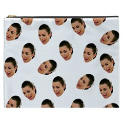 Crying Kim Kardashian Cosmetic Bag (xxxl)