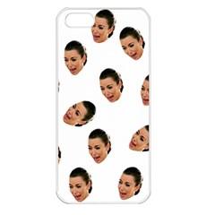 Crying Kim Kardashian Apple Iphone 5 Seamless Case (white)