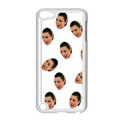 Crying Kim Kardashian Apple Ipod Touch 5 Case (white)