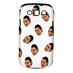 Crying Kim Kardashian Samsung Galaxy S Iii Classic Hardshell Case (pc+silicone)