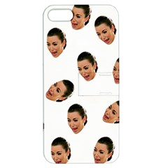 Crying Kim Kardashian Apple Iphone 5 Hardshell Case With Stand