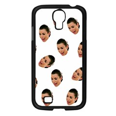 Crying Kim Kardashian Samsung Galaxy S4 I9500/ I9505 Case (black)