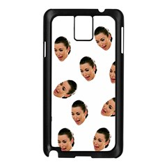 Crying Kim Kardashian Samsung Galaxy Note 3 N9005 Case (black)