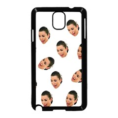 Crying Kim Kardashian Samsung Galaxy Note 3 Neo Hardshell Case (black)