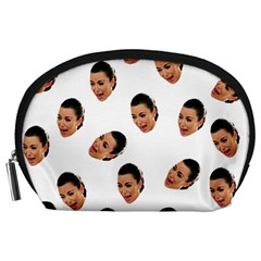 Crying Kim Kardashian Accessory Pouches (large)