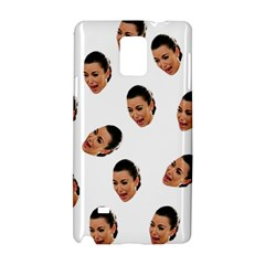 Crying Kim Kardashian Samsung Galaxy Note 4 Hardshell Case