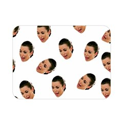 Crying Kim Kardashian Double Sided Flano Blanket (mini)