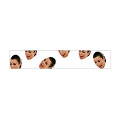 Crying Kim Kardashian Flano Scarf (mini)