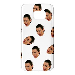Crying Kim Kardashian Samsung Galaxy S7 Edge Hardshell Case