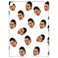 Crying Kim Kardashian Apple Ipad Pro 12 9   Hardshell Case