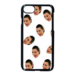 Crying Kim Kardashian Apple Iphone 7 Seamless Case (black)