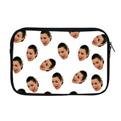 Crying Kim Kardashian Apple Macbook Pro 17  Zipper Case
