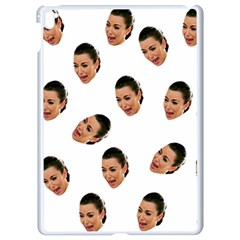 Crying Kim Kardashian Apple Ipad Pro 9 7   White Seamless Case
