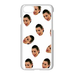 Crying Kim Kardashian Apple Iphone 8 Seamless Case (white)