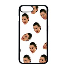 Crying Kim Kardashian Apple Iphone 8 Plus Seamless Case (black)