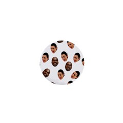 Crying Kim Kardashian 1  Mini Buttons