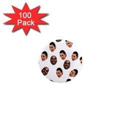 Crying Kim Kardashian 1  Mini Magnets (100 Pack)