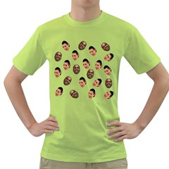 Crying Kim Kardashian Green T Shirt