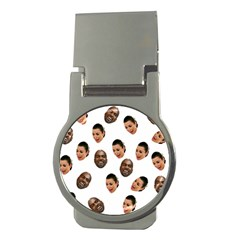 Crying Kim Kardashian Money Clips (round)