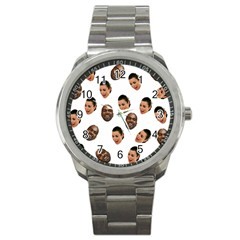 Crying Kim Kardashian Sport Metal Watch
