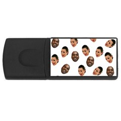 Crying Kim Kardashian Rectangular Usb Flash Drive