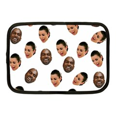 Crying Kim Kardashian Netbook Case (medium)