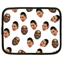 Crying Kim Kardashian Netbook Case (large)