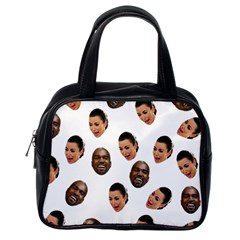 Crying Kim Kardashian Classic Handbags (one Side)