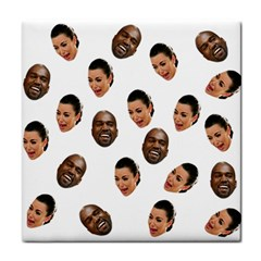 Crying Kim Kardashian Face Towel