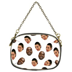Crying Kim Kardashian Chain Purses (two Sides)