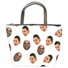 Crying Kim Kardashian Bucket Bags