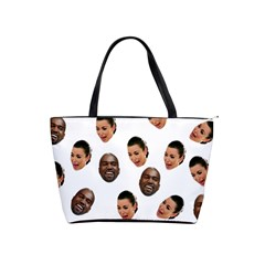 Crying Kim Kardashian Shoulder Handbags