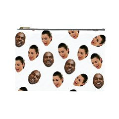 Crying Kim Kardashian Cosmetic Bag (large)