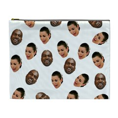 Crying Kim Kardashian Cosmetic Bag (xl)