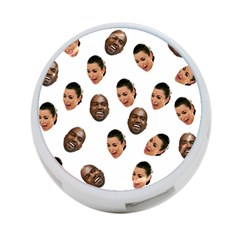 Crying Kim Kardashian 4 Port Usb Hub (two Sides)