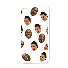 Crying Kim Kardashian Apple Iphone 4 Case (white)