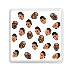 Crying Kim Kardashian Memory Card Reader (square)