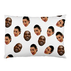 Crying Kim Kardashian Pillow Case (two Sides)