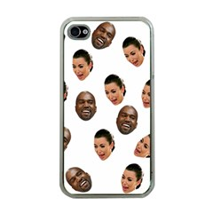 Crying Kim Kardashian Apple Iphone 4 Case (clear)