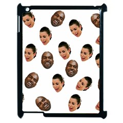 Crying Kim Kardashian Apple Ipad 2 Case (black)