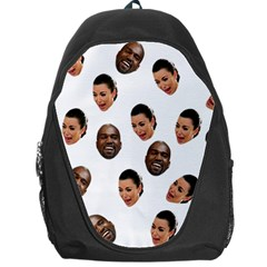 Crying Kim Kardashian Backpack Bag