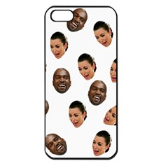 Crying Kim Kardashian Apple Iphone 5 Seamless Case (black)