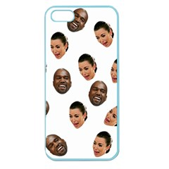 Crying Kim Kardashian Apple Seamless Iphone 5 Case (color)