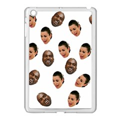 Crying Kim Kardashian Apple Ipad Mini Case (white)