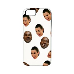 Crying Kim Kardashian Apple Iphone 5 Classic Hardshell Case (pc+silicone)