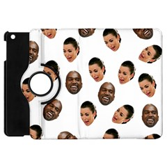 Crying Kim Kardashian Apple Ipad Mini Flip 360 Case