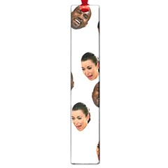 Crying Kim Kardashian Large Book Marks