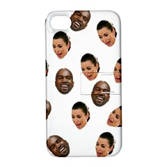 Crying Kim Kardashian Apple Iphone 4/4s Hardshell Case With Stand