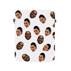 Crying Kim Kardashian Apple Ipad 2/3/4 Protective Soft Cases